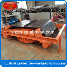 Magnetic Separator for Conveyor Belt RCDD for iron ore mining processing in self-cleaning