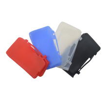 4Colors Rubber Soft Silicone Cover Case para Nintendo New 3DS XL LL 3DSXL / 3DSLL Console corpo completo Protective Skin Shell