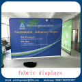 8 FT Tension Fabric Backdrop Trade Show Displays