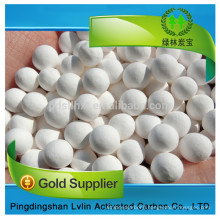 High quality activated alumina price/ alumina catalyst/high purity alumina prices