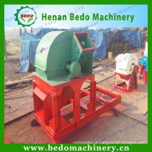 Alta qualidade automática de alta eficiência triturador de madeira / máquina de trituração / pulverizador de madeira 0086133 4386 9946