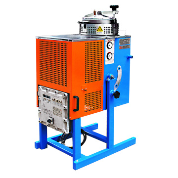 Machine de recyclage d'hydrocarbure