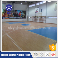 Sports hall flooring portable basketball court sports flooring