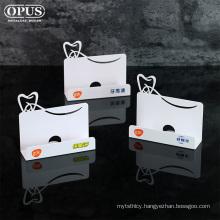 Simple Custom Business Metal Business Card Holder