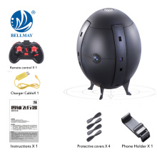 Nueva 4 uav RC Flying Egg Toy RC Drone