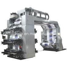 6 máquina de impresión de alta velocidad de la flexión del color (CE)