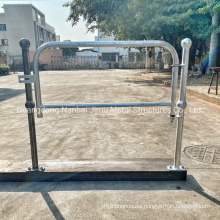 Hot DIP Galvanized Steel Self-Closing Gate Painted Gate