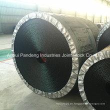 Sistema transportador / banda transportadora de caucho / banda transportadora de goma resistente al frío