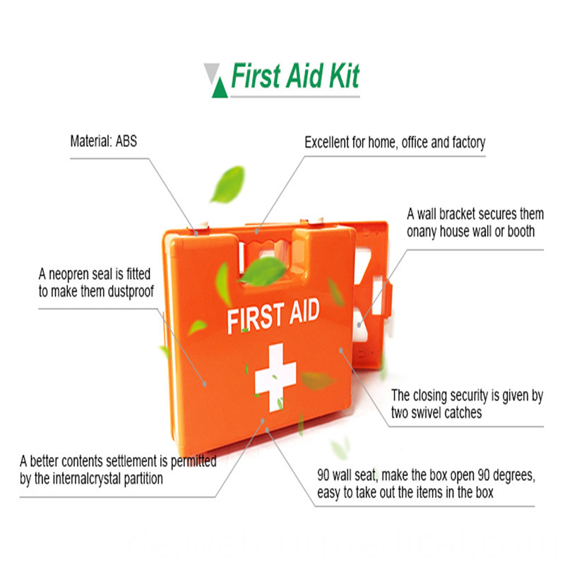 Customized ABS First Aid Kit