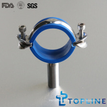 Stainless Steel Sanitary Pipe Hanger with Insert