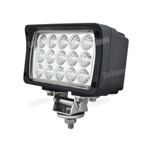 24V 7inch 45W Wide Flood LED de luz de trabajo