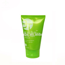 green man tube green empty packaging 200ml cosmetic lotion tube