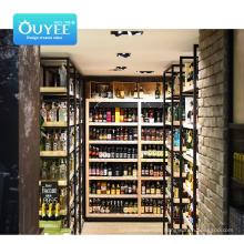 Good Quality Shelves Gondola Wooden Supermarket Shelf For Sale Supermarket Shelf Display