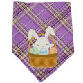 2 PCS Easter Dog Bandana