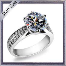 Jóias de boa qualidade jóias de prata esterlina anel de moda