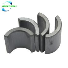 Custom Ferrite Arc Magnet for Ceiling Fan Motor