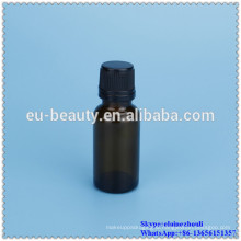 1/2oz glass essential oil bottle with essential oil cap