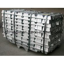 Z99.99 Чистые цинковые слитки для литья