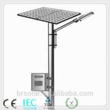 DC de ahorro de energía solar llevó las luces de calle y las células solares con el mejor precio para la calle