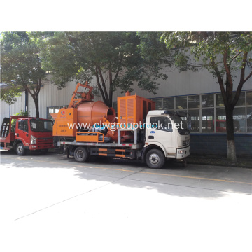 New Dongfeng 4X2 5cbm bulk truck for transportation