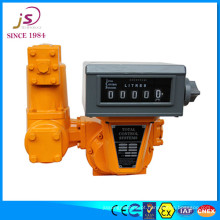 Medidor de vazão volumétrica do TCS para combustível
