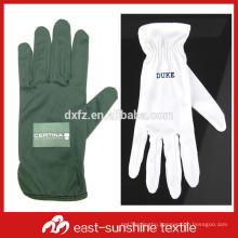 custom logo dusting glove printed handing glove