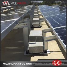 Заводская Цена панели солнечных батарей земной смонтированы стойки (SY0379)
