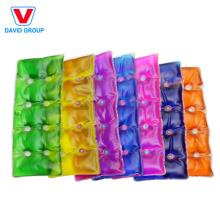 Chinesisches neues Produkt-Lieferanten-wiederverwendbares rückwärtiges Gel-Hitze-Satz-Anzeigen-Kasten-Paket