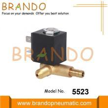 5523 Válvula solenóide de bronze do gerador de ferro a vapor para uso doméstico