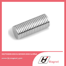 Disc NdFeB Magnet for Industry
