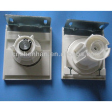 Рулонные шторы механизма, 38 мм квадратного типа ролл занавес сцепления, занавес аксессуар, роликовые слепых компонентов сцепления, рольставней часть