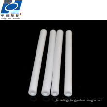 high industrial bushing insulator alumina ceramic bush cylinder