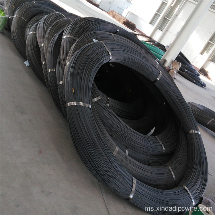 1770MPa 5.0mm 6.0mm 7.0mm Prestressed Wire Concrete