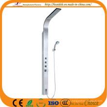 Panel de ducha de acero con grifo termostático (YP-056)