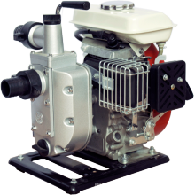 1.5 Inch 152f Engine Gasoline Fuel Self Priming Water Pump