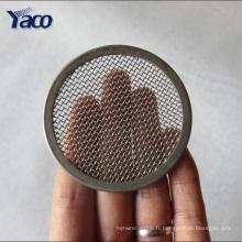 Disque de filtre de vente d'usine, filtre de disque pour la machine de tabagisme