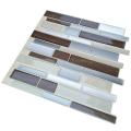 Selbstklebende Küche Vinyl Mosaik Fliesen Wandaufkleber