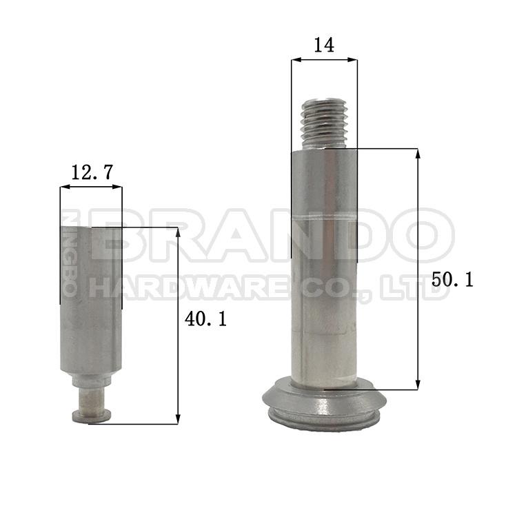 Dimension of BAPC214050055 Armature Assembly: