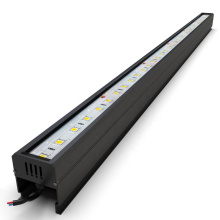 Luz lineal LED impermeable para exteriores IP66