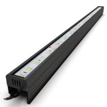Luz linear LED impermeável para exterior IP66