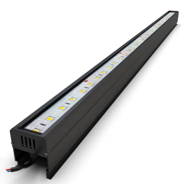 Wasserdichtes IP66 RGBW LED Linearlicht