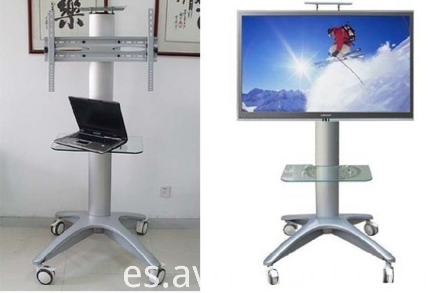 AVRT001 nice photo larger TV stand mobile cart singapore