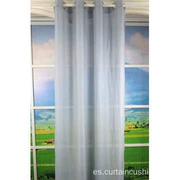 Cortinas al por mayor de la gasa de la cortina escarpada