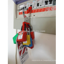 Resina ignífuga Cerradura de la serie de seguridad maestra de aislamiento de aluminio