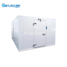 Sliding door milk cold room
