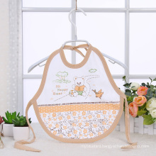 Baby Bib with Lovely Printing