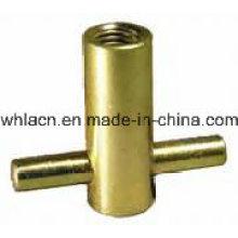 Douille de levage solide de Rod de béton préfabriqué avec la barre transversale (M / RD 12-52)
