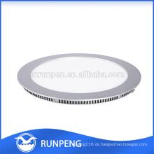 LED-Aluminiumlegierung Druckguss-Frontplatte