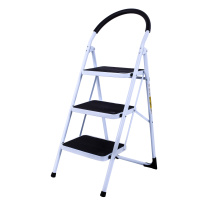 3 step Household steps steel ladder