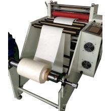 Rolo plástico da fabricação profissional para cortar a máquina